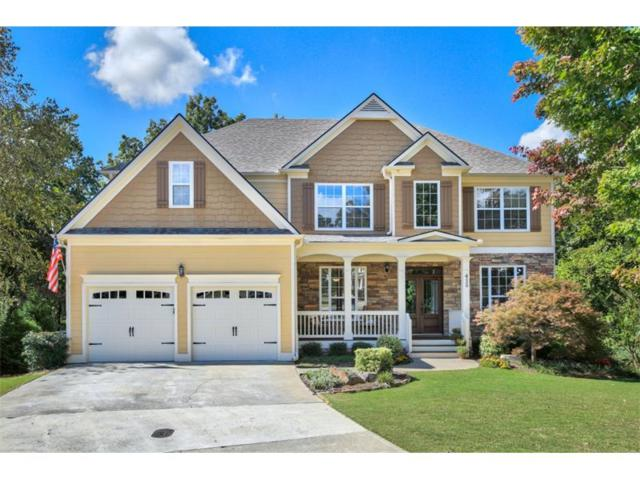 415 White Cloud Trail, Canton, GA 30114 (MLS #5919773) :: North Atlanta Home Team
