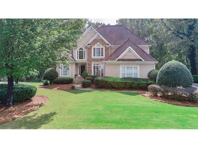 4805 Oakmont Bend, Alpharetta, GA 30004 (MLS #5919833) :: North Atlanta Home Team