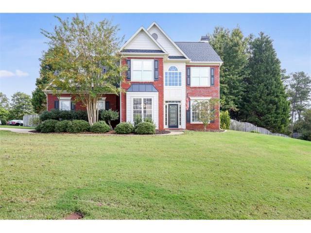 4009 Lake Ruby Lane, Suwanee, GA 30024 (MLS #5919905) :: North Atlanta Home Team