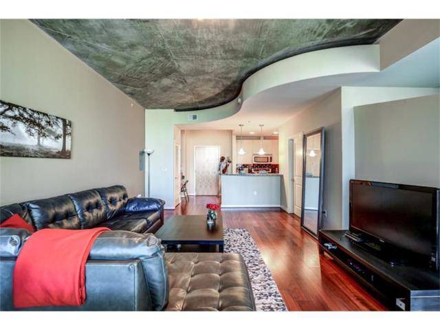 400 W Peachtree Street NW #1115, Atlanta, GA 30308 (MLS #5919917) :: North Atlanta Home Team