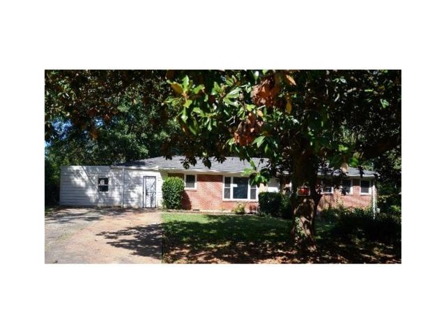 3456 Glensford Drive, Decatur, GA 30032 (MLS #5920007) :: North Atlanta Home Team