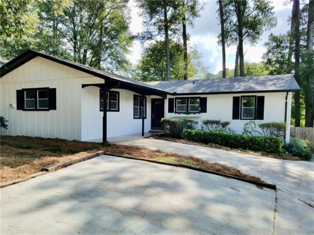 86 Church Road SE, Smyrna, GA 30082 (MLS #5920020) :: North Atlanta Home Team