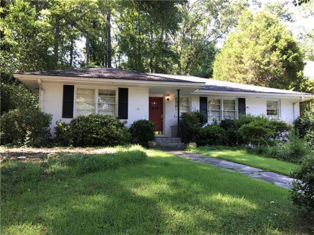 3352 Mathieson Drive NE, Atlanta, GA 30305 (MLS #5920082) :: North Atlanta Home Team