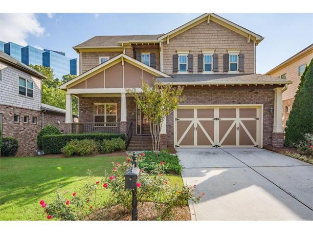 3102 Riverbrooke Trail, Atlanta, GA 30339 (MLS #5920089) :: Charlie Ballard Real Estate