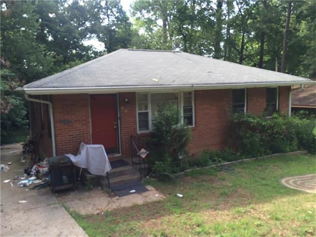 2252 Polar Rock Terrace SW, Atlanta, GA 30315 (MLS #5920188) :: North Atlanta Home Team