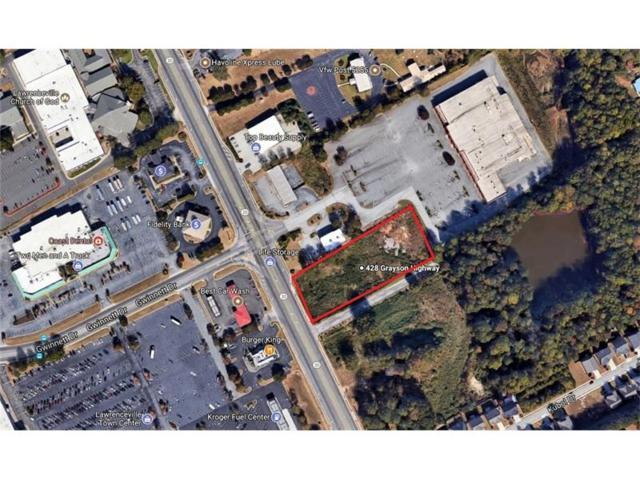 428 Grayson Highway, Lawrenceville, GA 30046 (MLS #5920201) :: North Atlanta Home Team