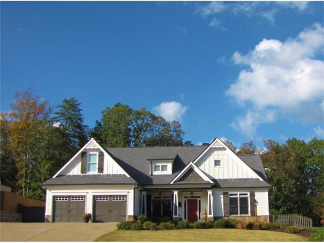 128 N Mountain Brooke Drive, Ball Ground, GA 30107 (MLS #5920227) :: North Atlanta Home Team
