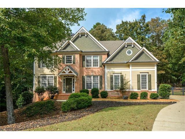 922 Pin Oak Place, Canton, GA 30115 (MLS #5920254) :: Path & Post Real Estate
