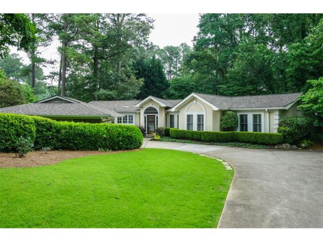 3611 Clubland Drive, Marietta, GA 30068 (MLS #5920264) :: North Atlanta Home Team