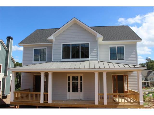 2801 Stonecrest Alley, Woodstock, GA 30188 (MLS #5920297) :: Path & Post Real Estate