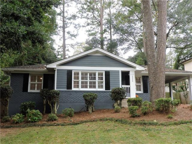 2226 Fairway Circle NE, Brookhaven, GA 30319 (MLS #5920316) :: North Atlanta Home Team