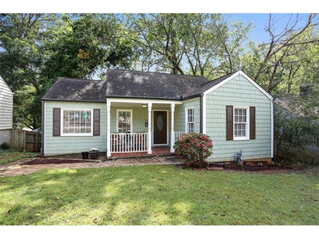 797 Mercer Street SE, Atlanta, GA 30312 (MLS #5920395) :: North Atlanta Home Team