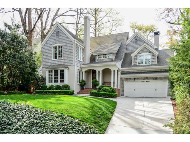 554 Manor Ridge Drive NW, Atlanta, GA 30305 (MLS #5920433) :: North Atlanta Home Team