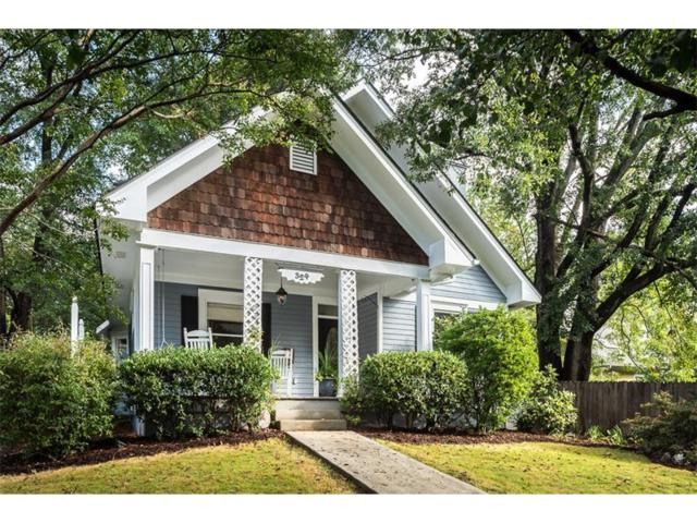 324 Logan Street SE, Atlanta, GA 30312 (MLS #5920451) :: North Atlanta Home Team