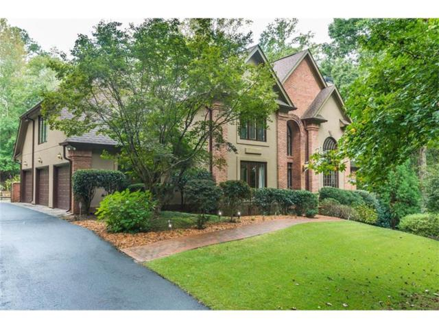 260 Galsworthy Court, Roswell, GA 30075 (MLS #5920526) :: North Atlanta Home Team