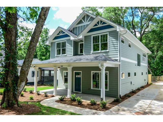 1860 Braeburn Circle SE, Atlanta, GA 30316 (MLS #5920560) :: North Atlanta Home Team
