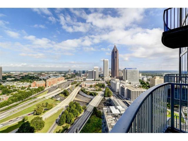 400 W Peachtree Street NE #2602, Atlanta, GA 30308 (MLS #5920623) :: North Atlanta Home Team