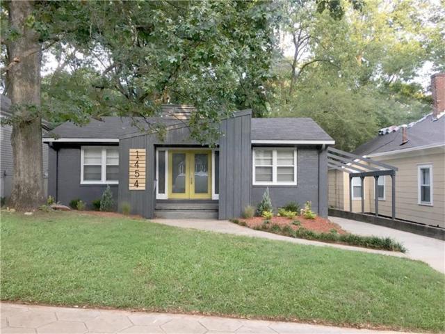 1454 Beatie Avenue SW, Atlanta, GA 30310 (MLS #5920666) :: North Atlanta Home Team