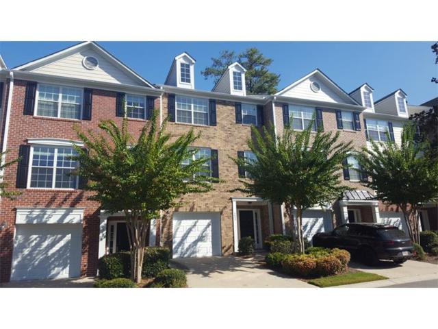 3633 Chattahoochee Summit Drive SE #14, Atlanta, GA 30339 (MLS #5920804) :: Charlie Ballard Real Estate