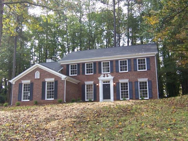 1740 N Milford Creek Lane SW, Marietta, GA 30008 (MLS #5920875) :: North Atlanta Home Team