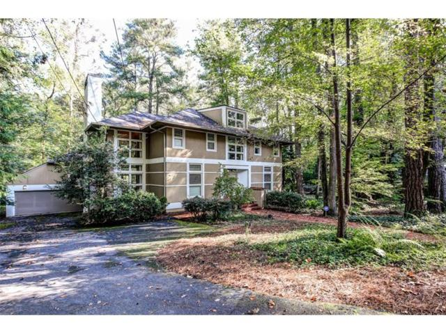 1071 Dawn View Lane NW, Atlanta, GA 30327 (MLS #5920898) :: The Hinsons - Mike Hinson & Harriet Hinson