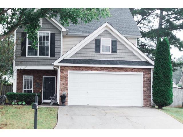 307 Turtle Pointe Drive, Carrollton, GA 30116 (MLS #5920952) :: North Atlanta Home Team