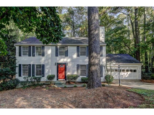 515 Sailwind Drive, Roswell, GA 30076 (MLS #5921030) :: North Atlanta Home Team