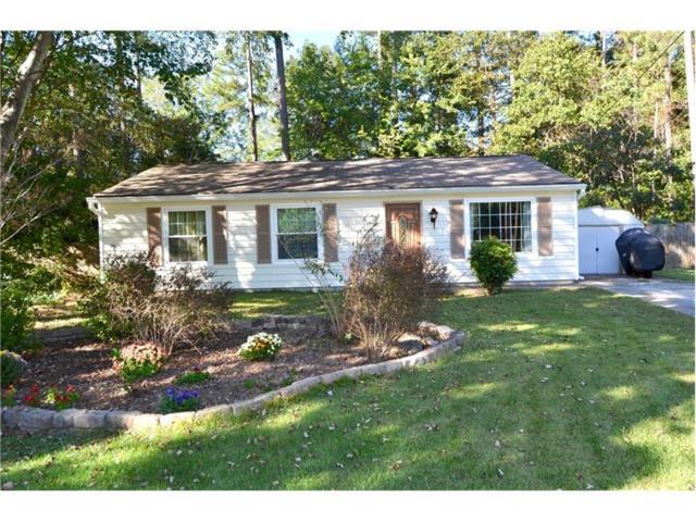 4003 Overland Trail, Snellville, GA 30039 (MLS #5921059) :: Carrington Real Estate Services