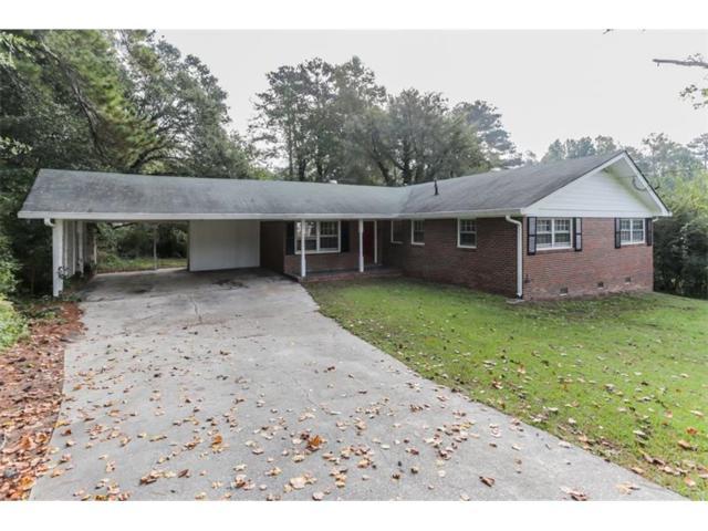 6663 Marlin Drive, Austell, GA 30168 (MLS #5921190) :: North Atlanta Home Team