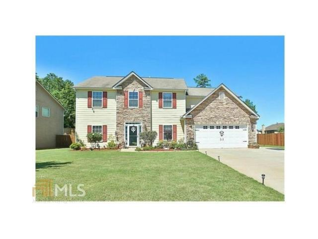 6831 Potomac Place, Fairburn, GA 30213 (MLS #5921254) :: North Atlanta Home Team
