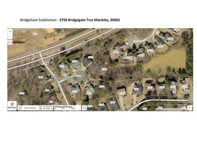 2756 Bridgegate Trace, Marietta, GA 30068 (MLS #5921268) :: North Atlanta Home Team