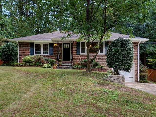 1535 Berkeley Lane NE, Atlanta, GA 30329 (MLS #5921290) :: North Atlanta Home Team