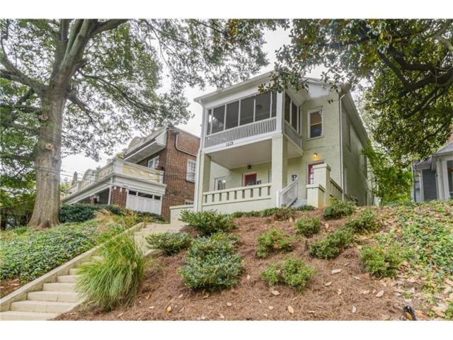 1225 Euclid Avenue NE, Atlanta, GA 30307 (MLS #5921300) :: North Atlanta Home Team
