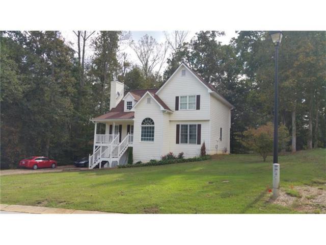 94 Yellowstone Drive, Powder Springs, GA 30127 (MLS #5921340) :: North Atlanta Home Team