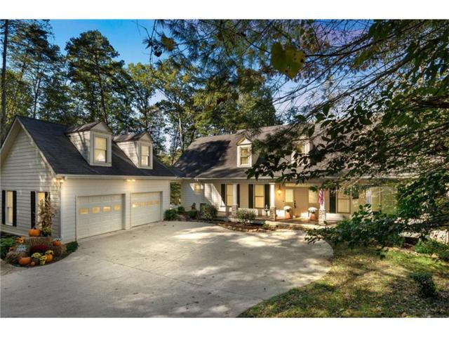 196 River Oaks Terrace, Ellijay, GA 30536 (MLS #5921352) :: North Atlanta Home Team