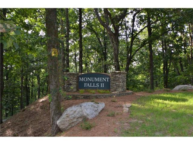 Lot 43 High Cliff Road, Jasper, GA 30143 (MLS #5921355) :: North Atlanta Home Team