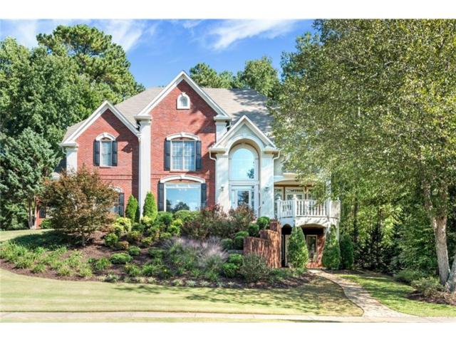 5737 Brookstone Drive, Acworth, GA 30101 (MLS #5921397) :: North Atlanta Home Team