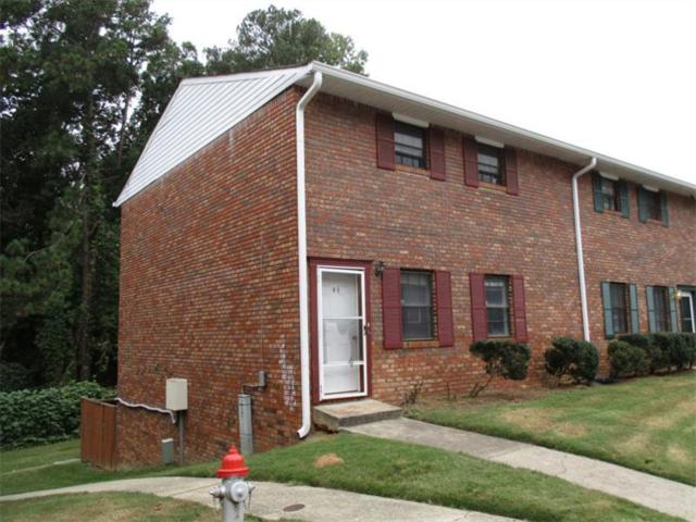 6354 Shannon Parkway 11A, Union City, GA 30291 (MLS #5921448) :: The Zac Team @ RE/MAX Metro Atlanta