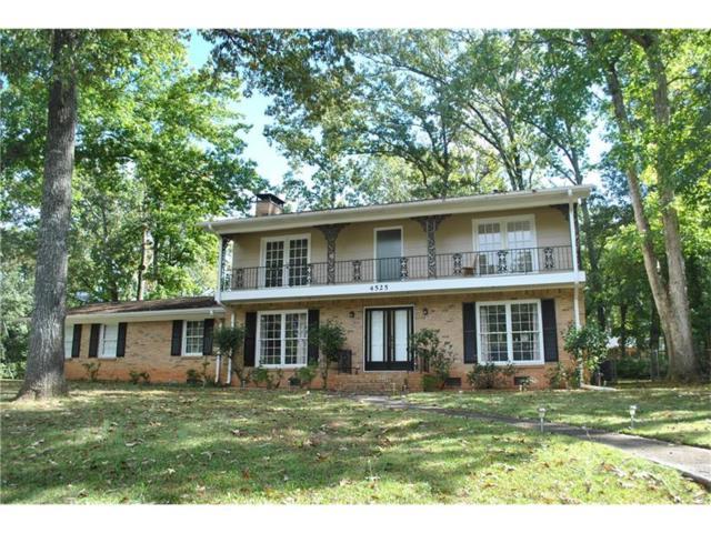4525 N Peachtree Road, Dunwoody, GA 30338 (MLS #5921466) :: North Atlanta Home Team