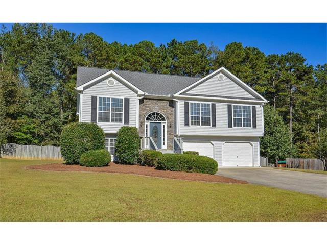 824 Oxford Drive, Canton, GA 30115 (MLS #5921491) :: The North Georgia Group