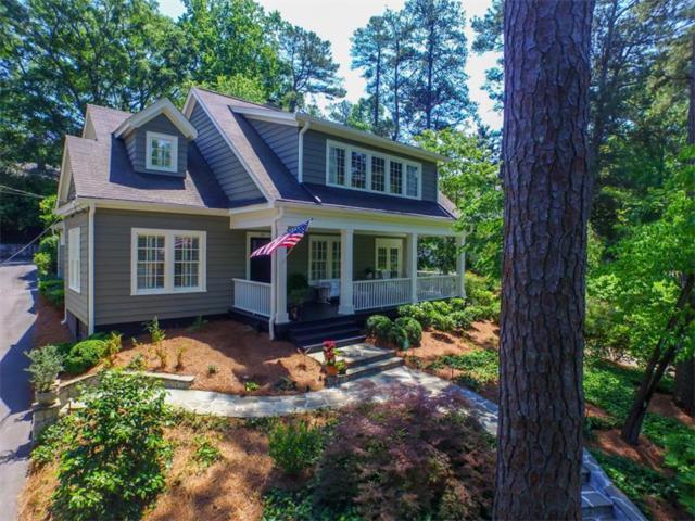 23 Demorest Avenue, Atlanta, GA 30305 (MLS #5921506) :: North Atlanta Home Team