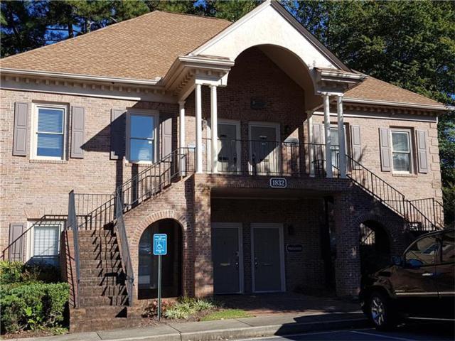 1832 Independence Square D, Dunwoody, GA 30338 (MLS #5921542) :: North Atlanta Home Team