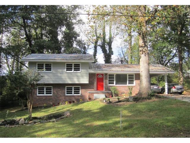 63 Sycamore Circle, Toccoa, GA 30577 (MLS #5921591) :: North Atlanta Home Team
