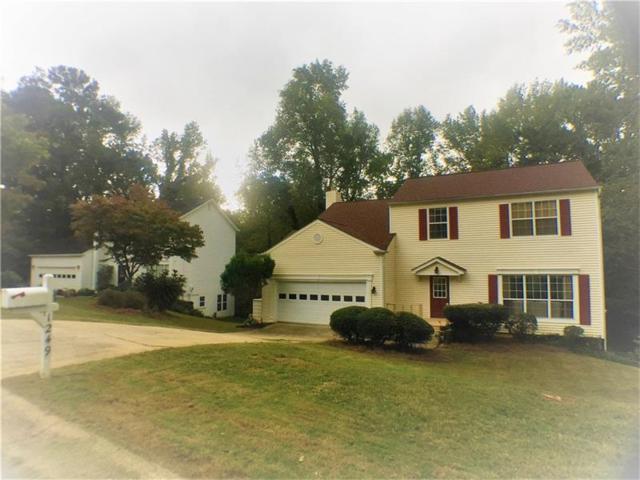 1249 Parkwood Chase NW, Acworth, GA 30102 (MLS #5921602) :: North Atlanta Home Team