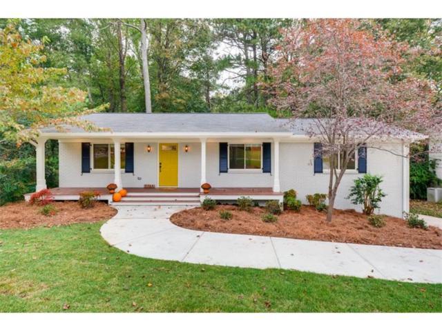 3766 Lake Drive, Smyrna, GA 30082 (MLS #5921633) :: North Atlanta Home Team