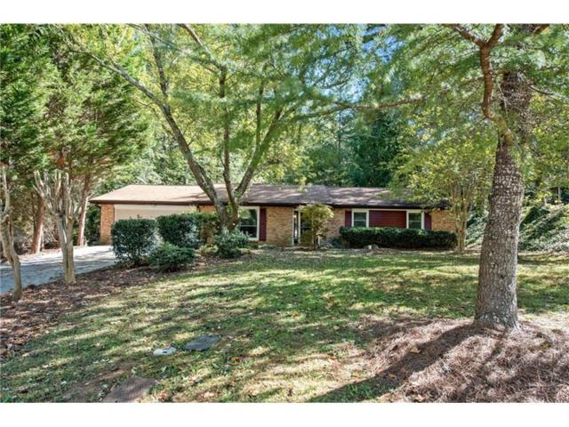 122 Cross Gate Drive, Marietta, GA 30068 (MLS #5921769) :: RE/MAX Prestige