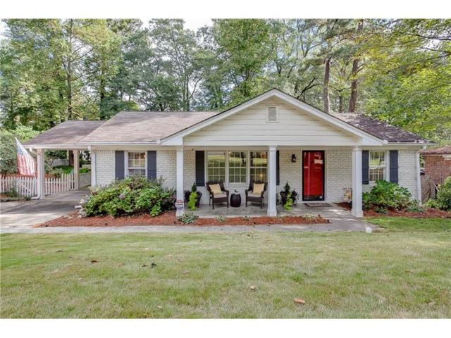 1556 Tryon Road NE, Brookhaven, GA 30319 (MLS #5921865) :: North Atlanta Home Team
