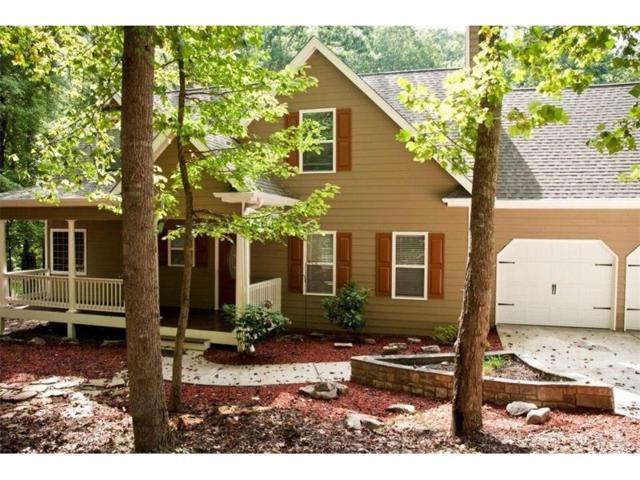 189 Pinebrook Drive, Waleska, GA 30183 (MLS #5921874) :: North Atlanta Home Team