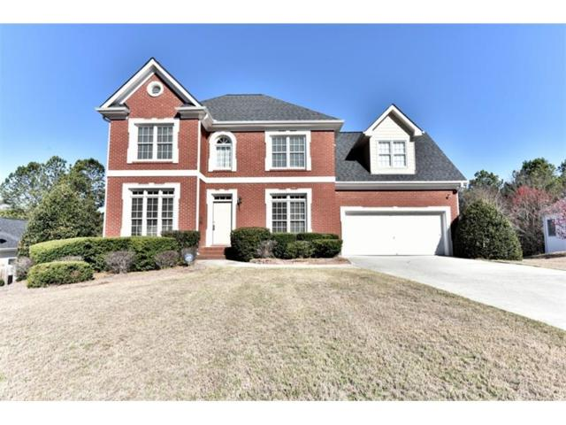 712 Silver Falls Drive, Lawrenceville, GA 30045 (MLS #5921925) :: Carrington Real Estate Services