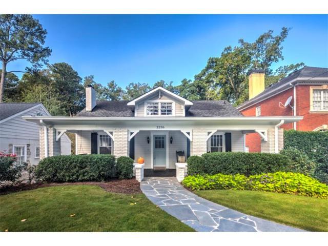 2236 Stephen Long Drive NE, Atlanta, GA 30305 (MLS #5921978) :: North Atlanta Home Team